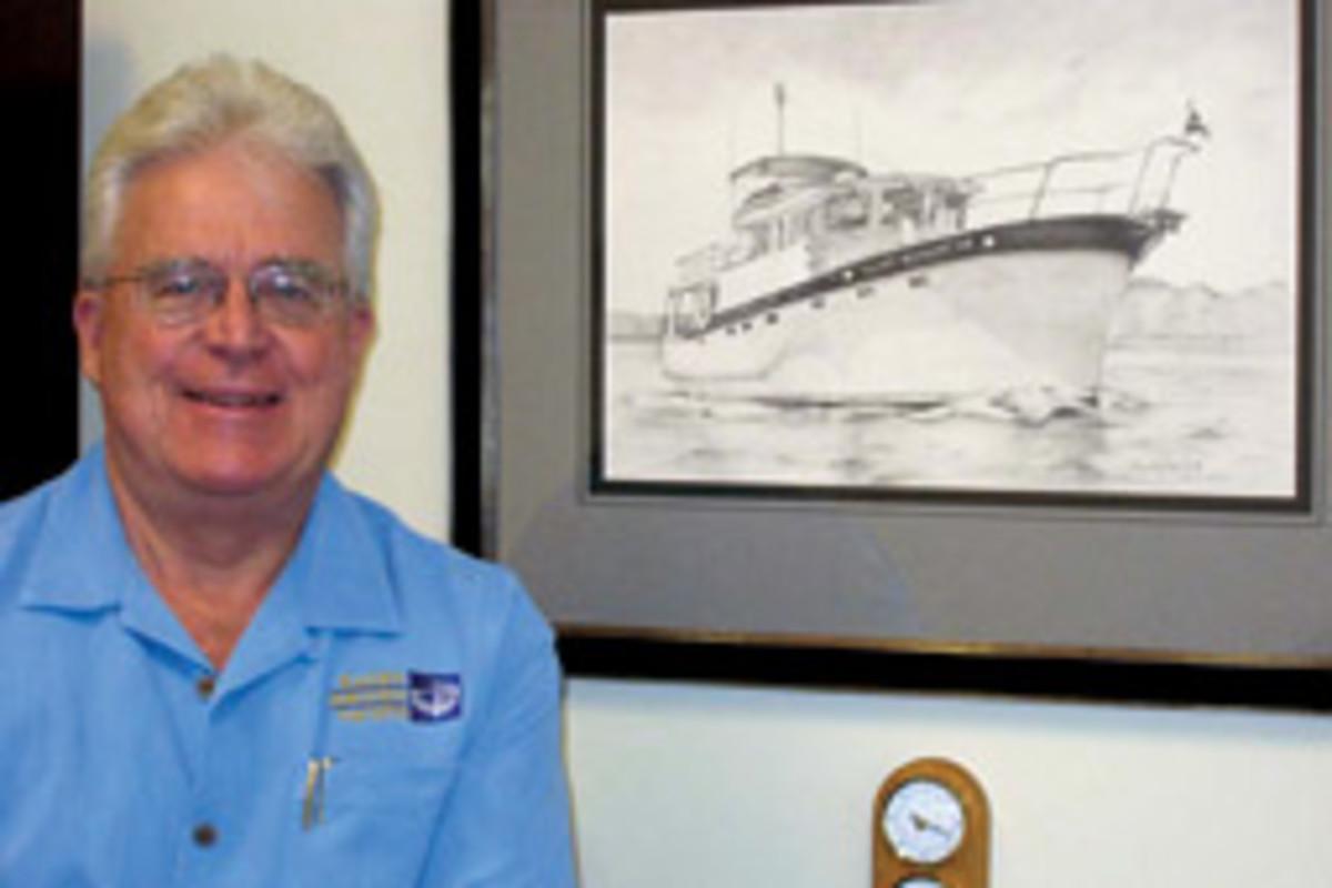John Gear will present a Boat Buying Basics seminar at TrawlerFest