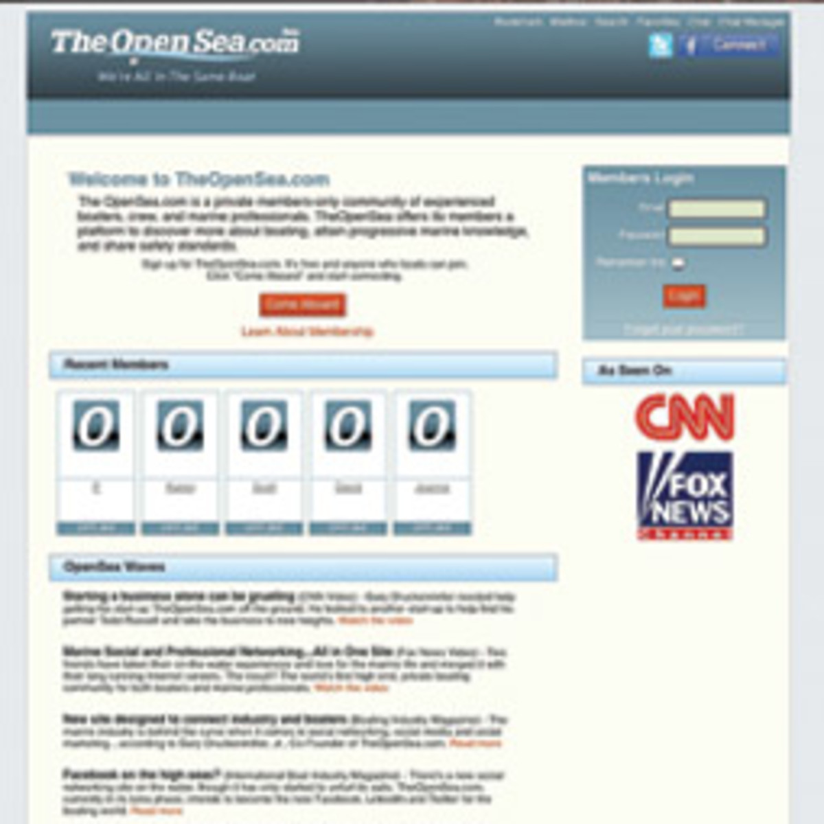 TheOpenSea.com website.