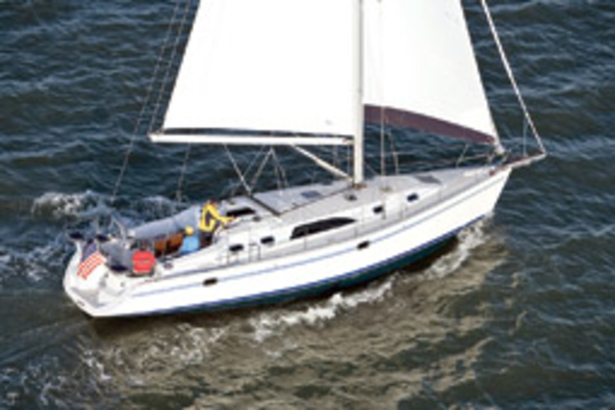Catalina 445, Catalina Yachts