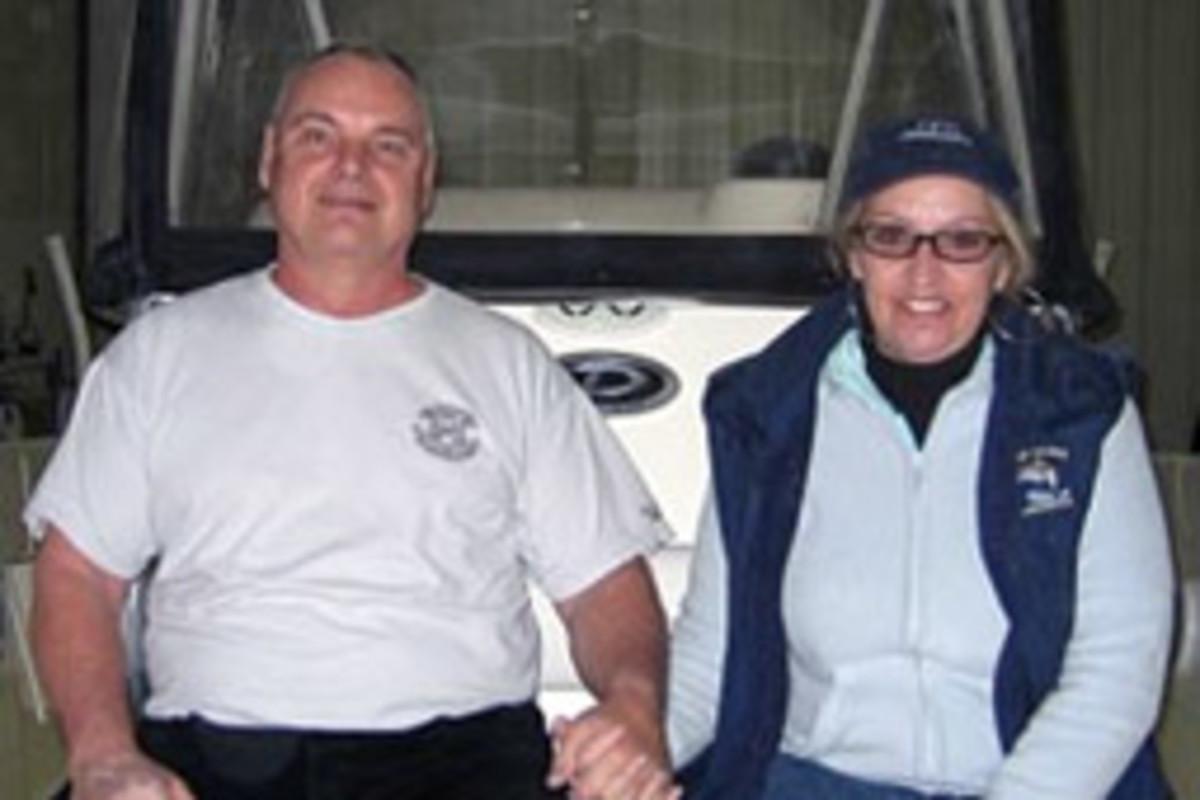 Michael and Jeannie Boudreau