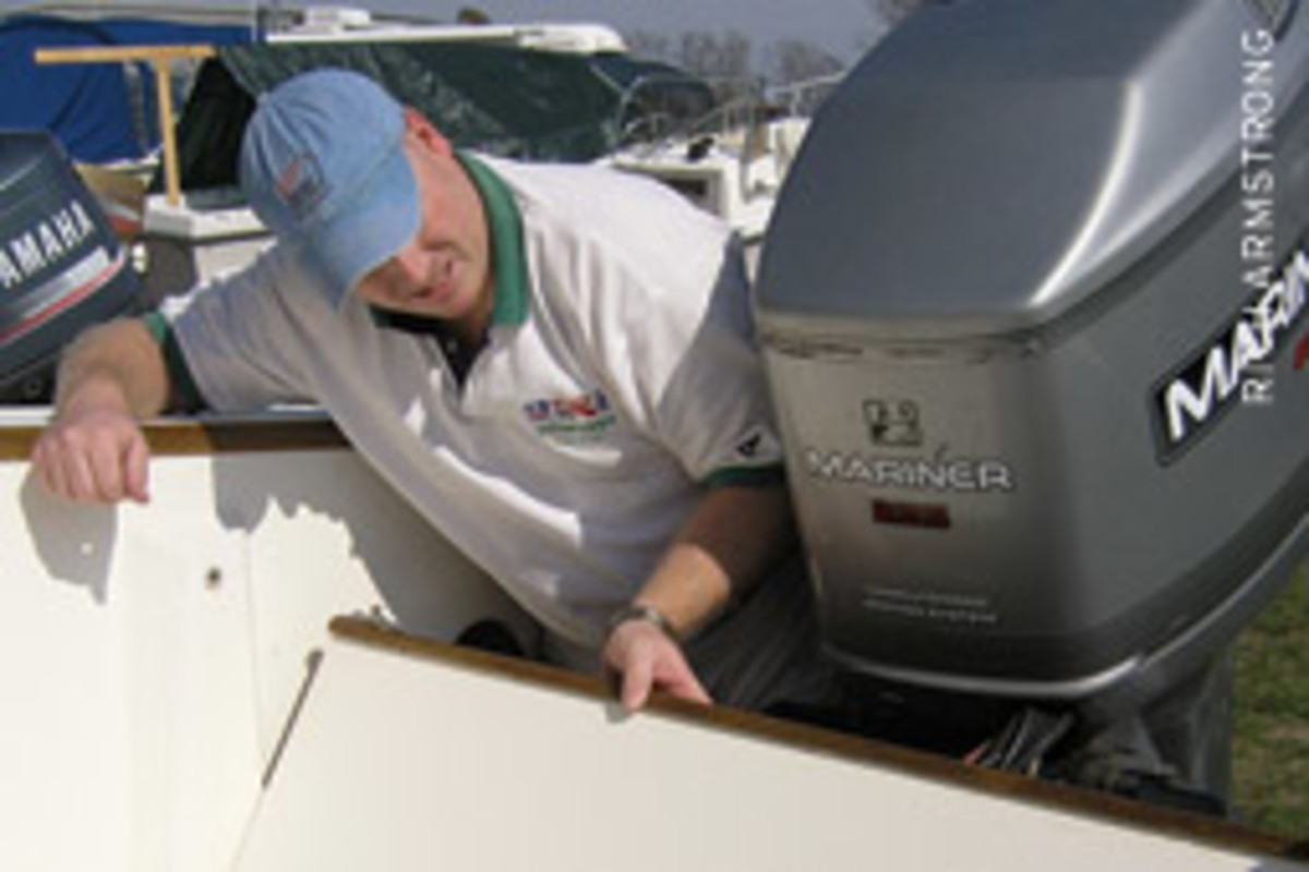 No matter how well a used boat comes through the survey, set aside at least 10 percent of the price for short-term repairs or modifications.