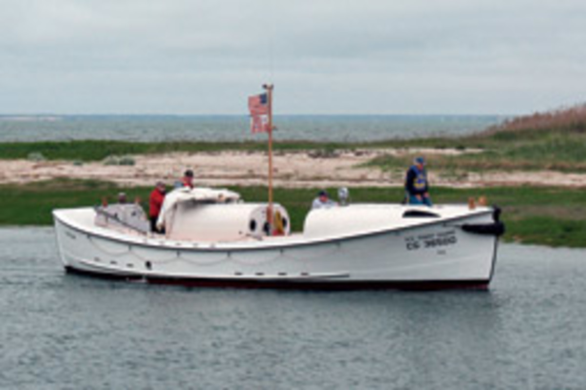 The restored CG36500 as she is today.