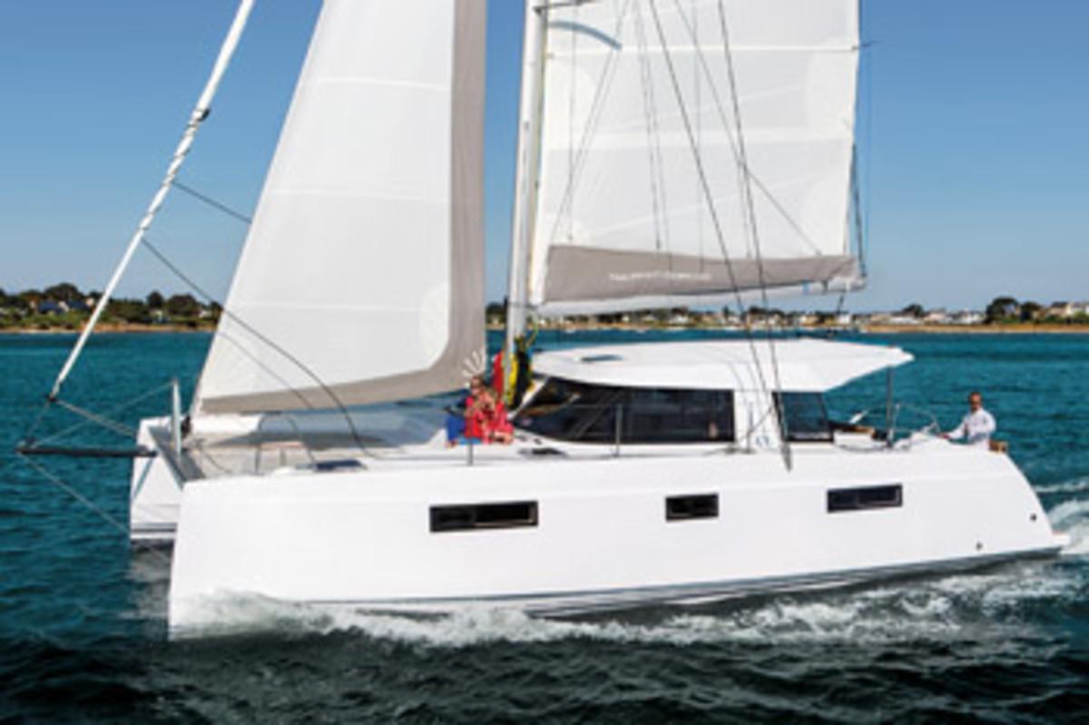 Bavaria Catamaran Open 40