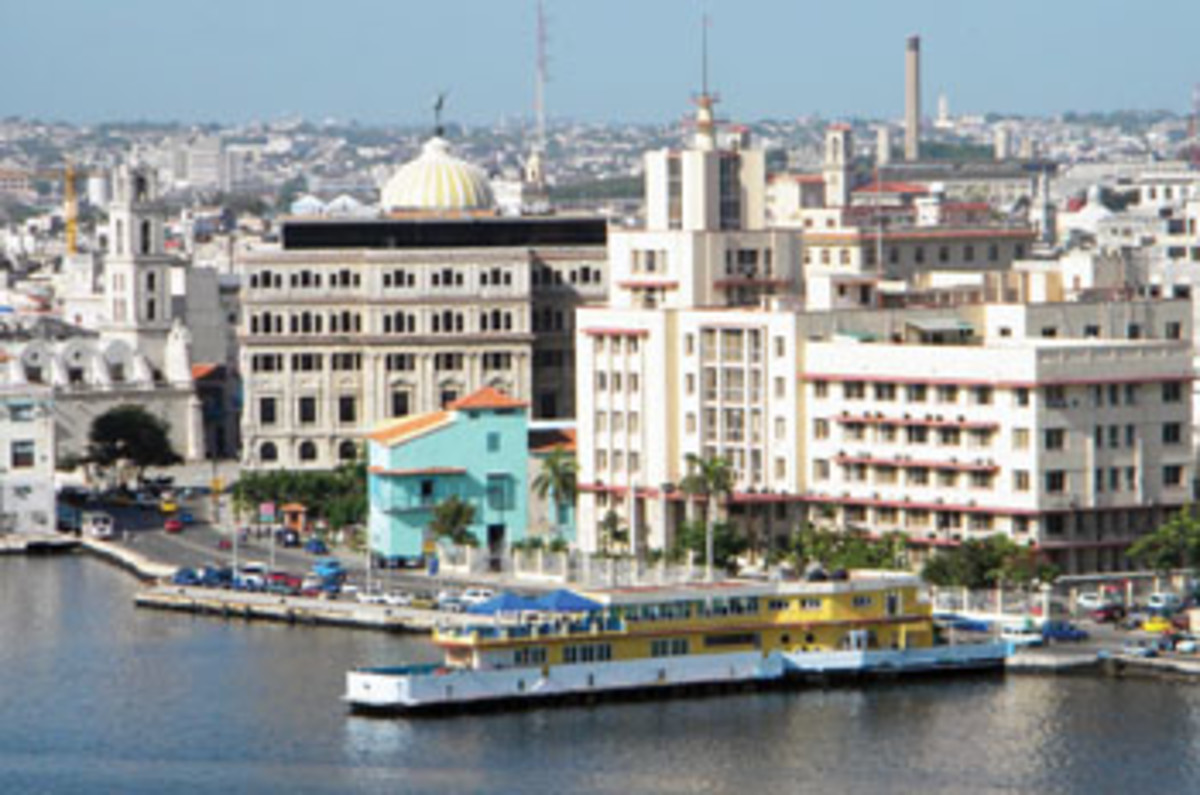 Although cruising Cuban waters is legal with the proper licensing, general tourism still is not allowed and your trip must fall under one of 12 (fairly comprehensive) categories.