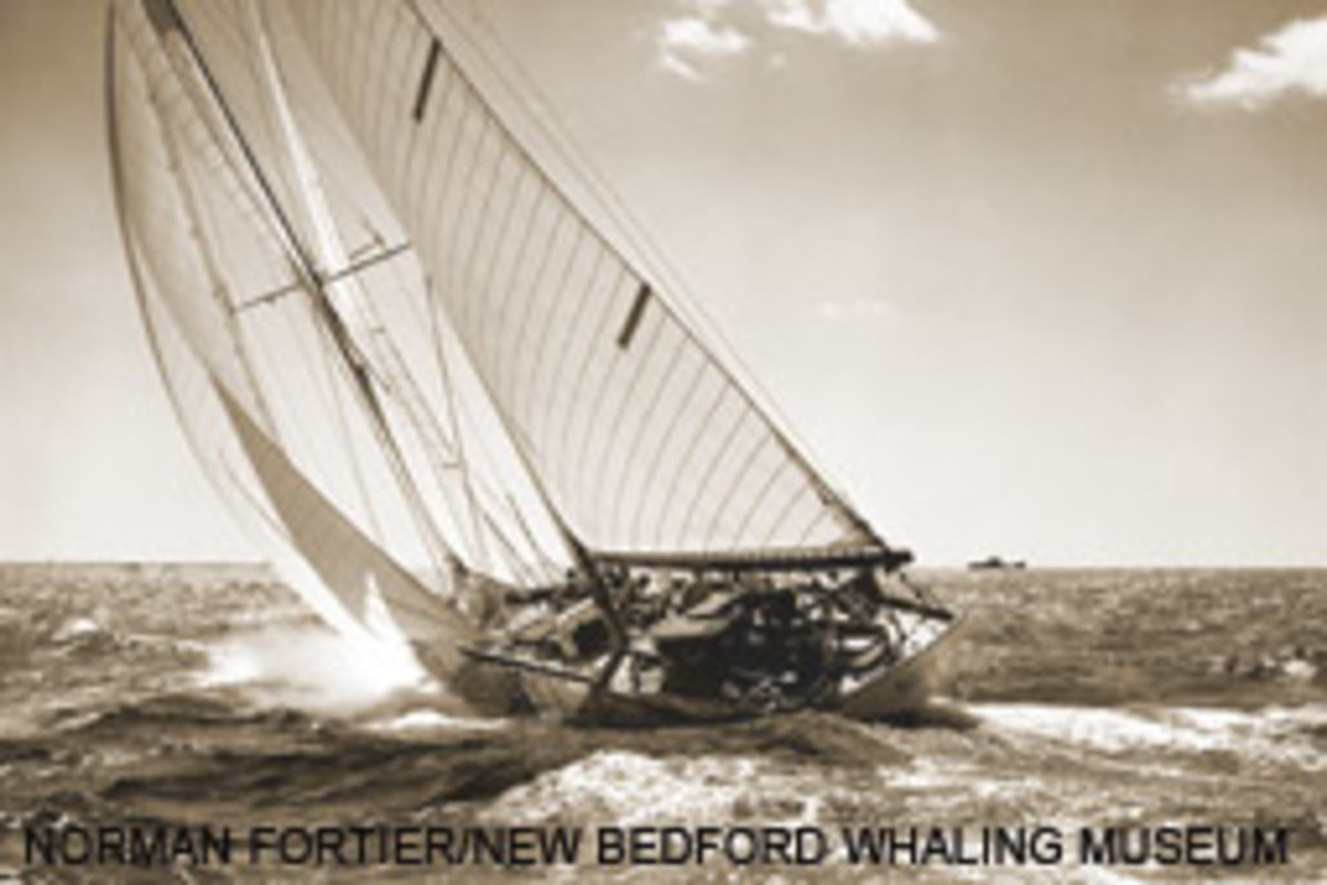 The historic schooner Nina was last heard from June 4, 370 miles off New Zealand's North Island.