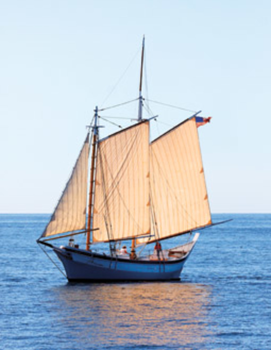 The schooner Ardelle sails daily from May through October out of the Gloucester Maritime Center, offering special music cruises, date-night cruises and private charters, as well as educational cruises.