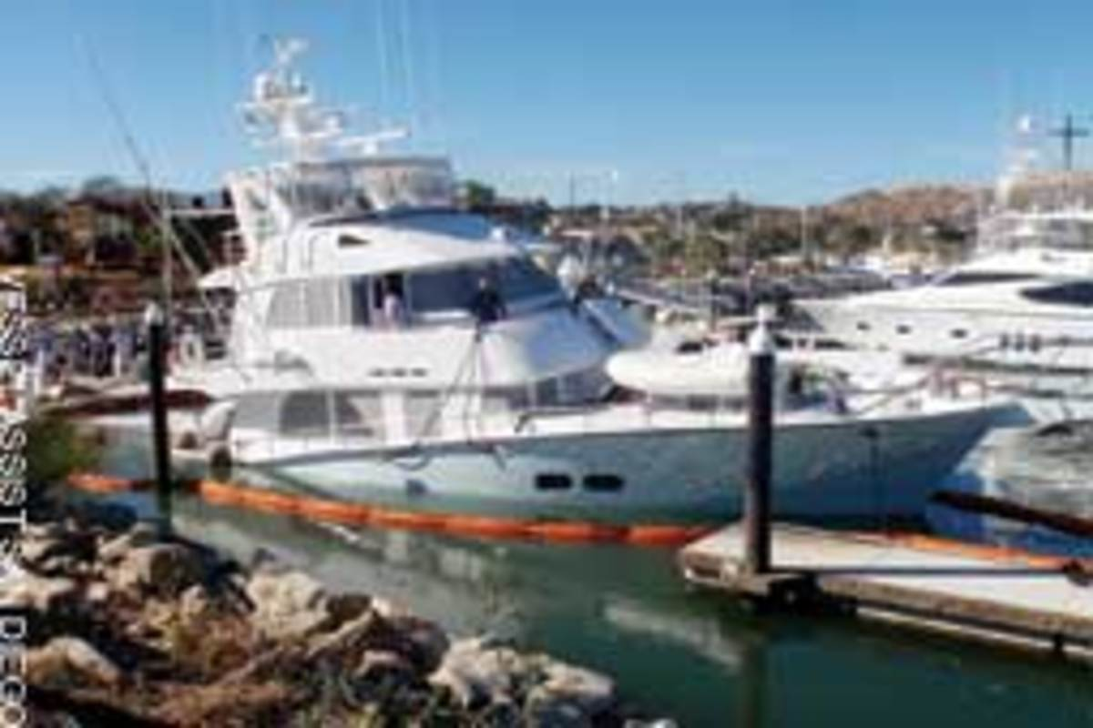 Faulty workmanship by contractors is being blamed for the sinking.