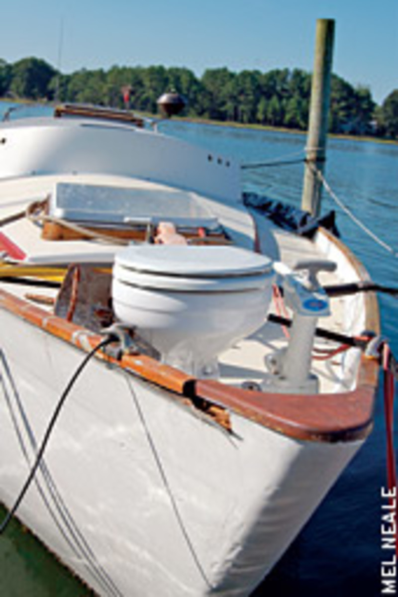 Some older boats may be more of a project than you would want to tackle.