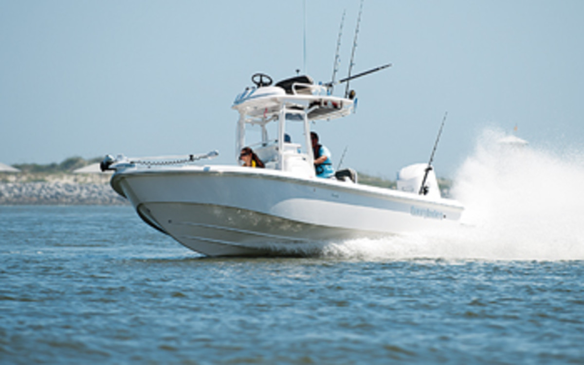 Everglades boats are a favorite among anglers.