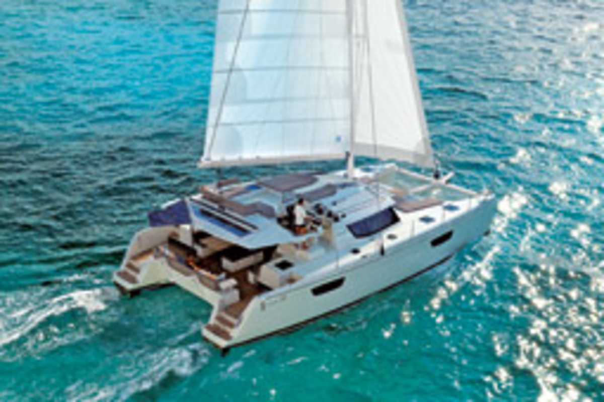 Fountaine-Pajot Saba 50