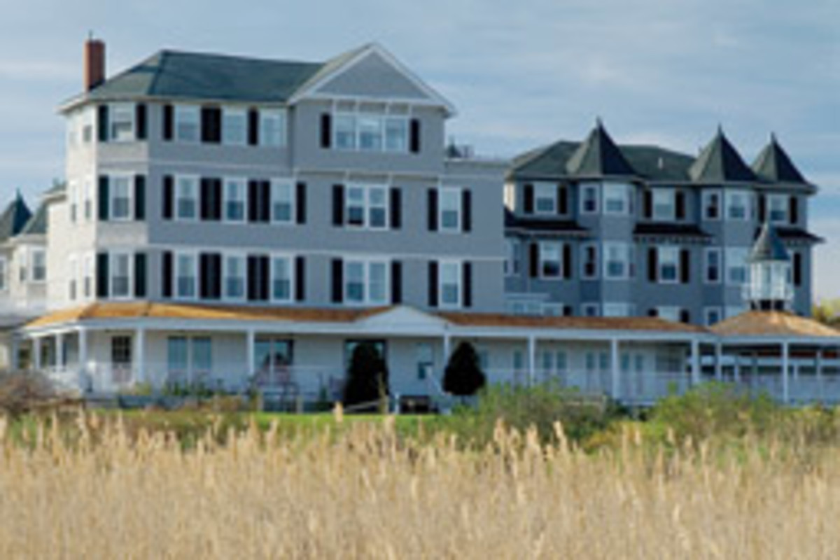 Worden is working to make the Harbor View Hotel & Resort on Martha's Vineyard a water-centric resort and welcoming port for boaters.