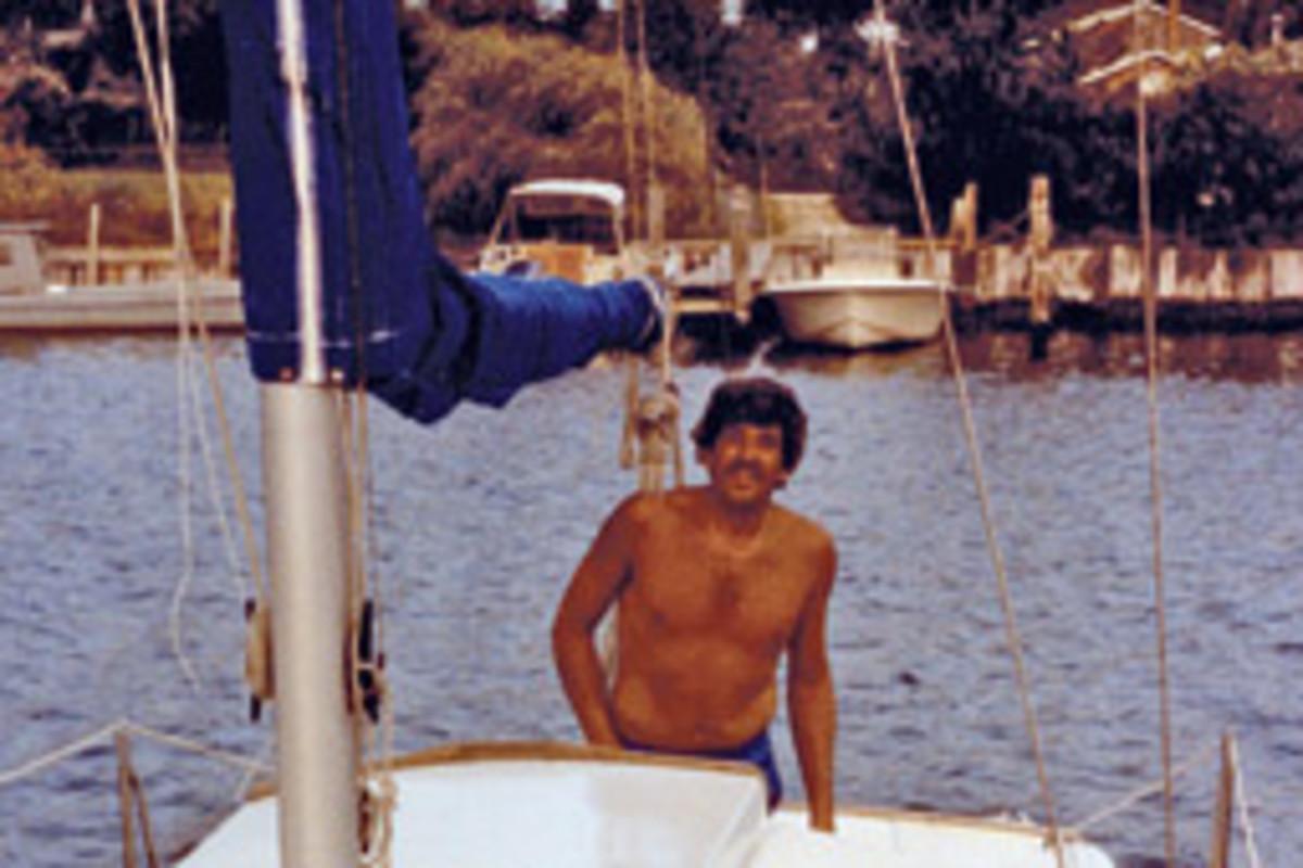 Windrifter, a 25-foot Seafarer