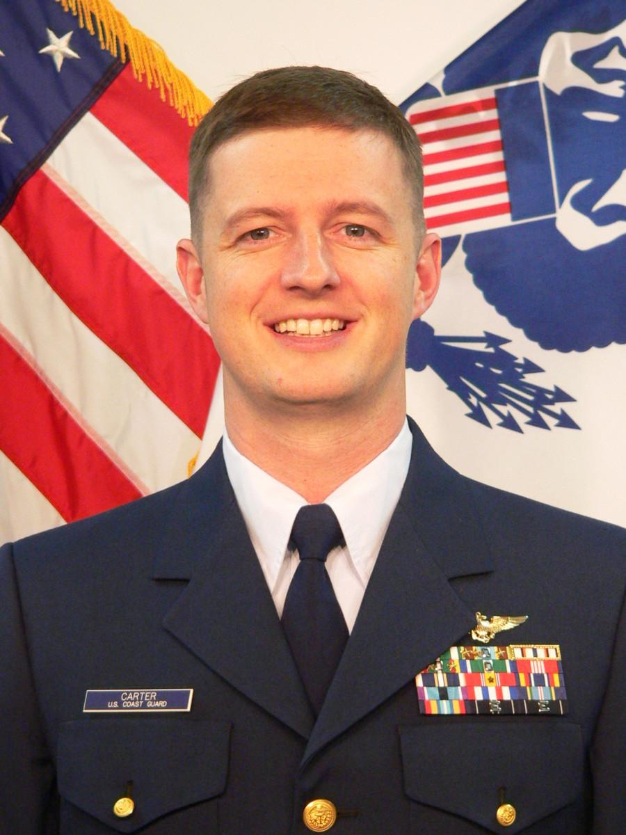 Lt. Cmdr. Carter