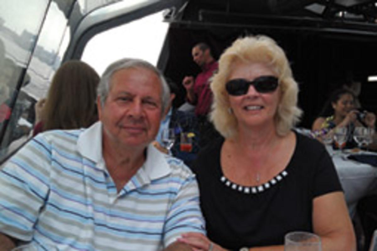 Bob and Diane Doto