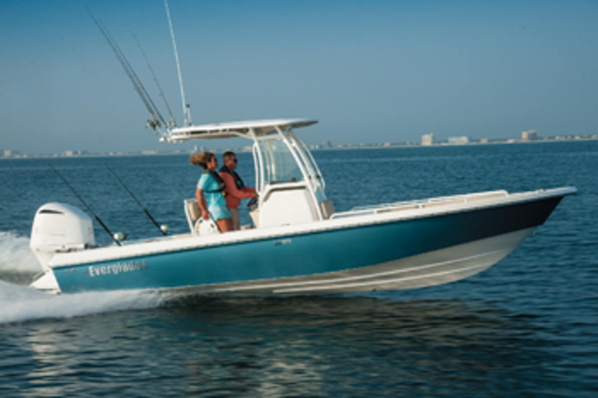 Everglades hulls are unsinkable, with foam flotation, whether built for recreational or commercial use.