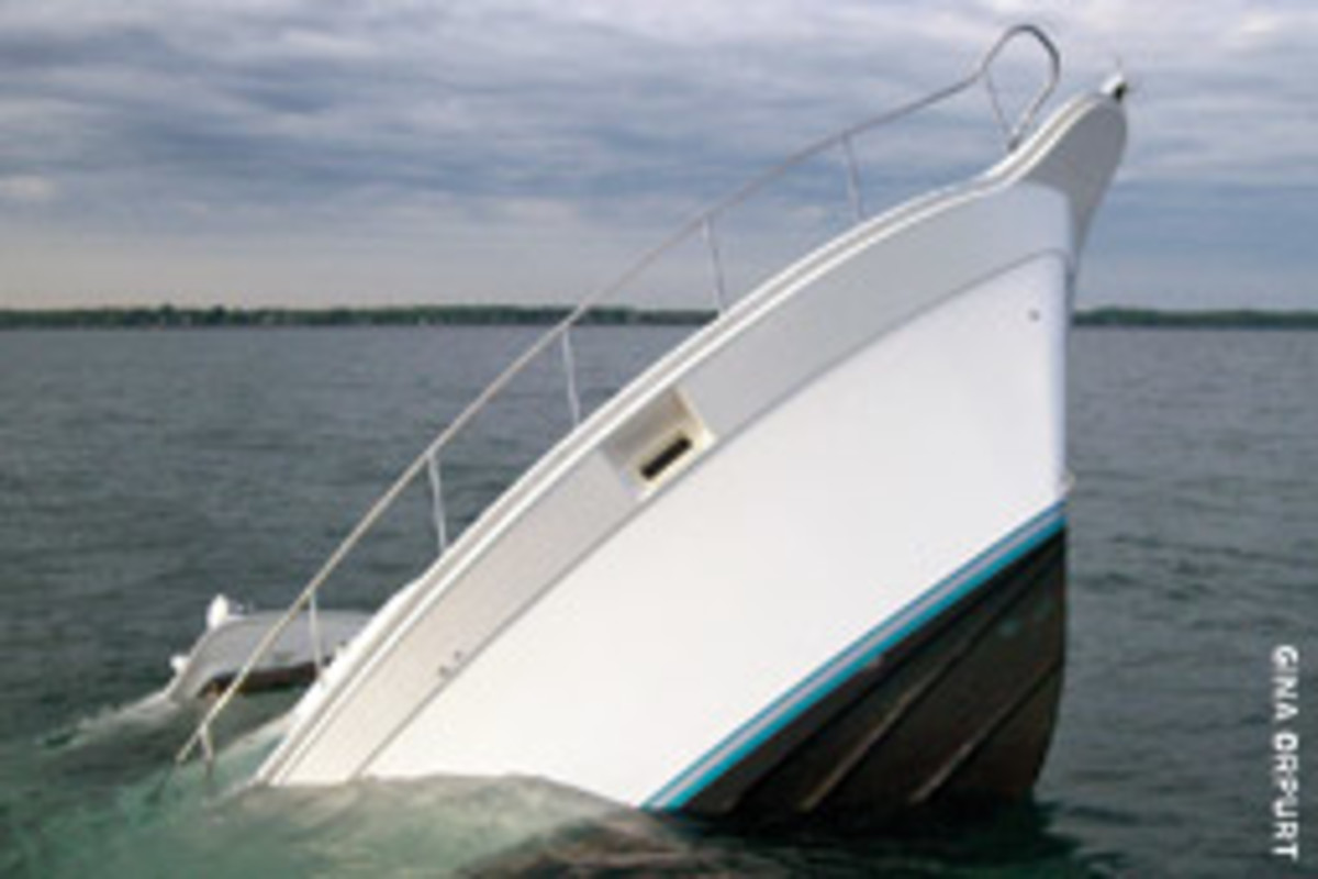 Keeping The Water On Outside Of Boat Is Most Basic Aspect Seaworthiness