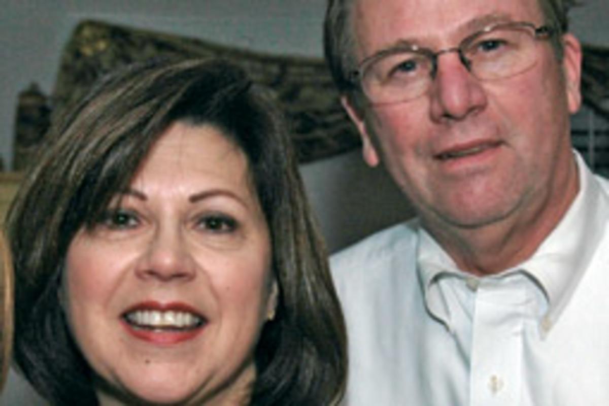 Lynne and Doug Stebbins