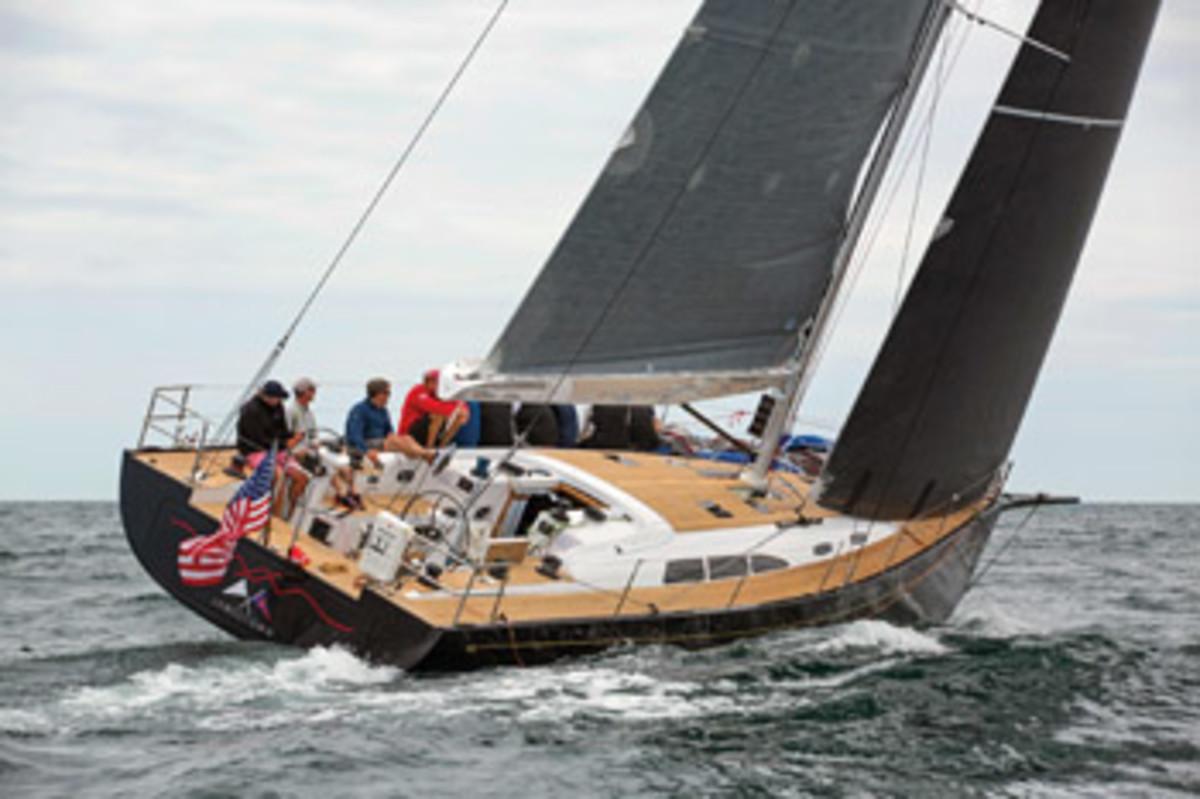Hinckley Bermuda 50