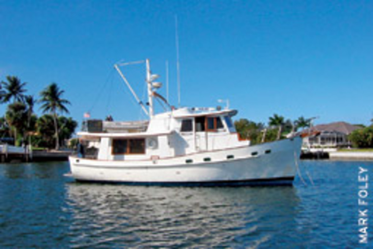The legal definition of a liveaboard is now 'any vessel used solely as a residence and not for navigation.'
