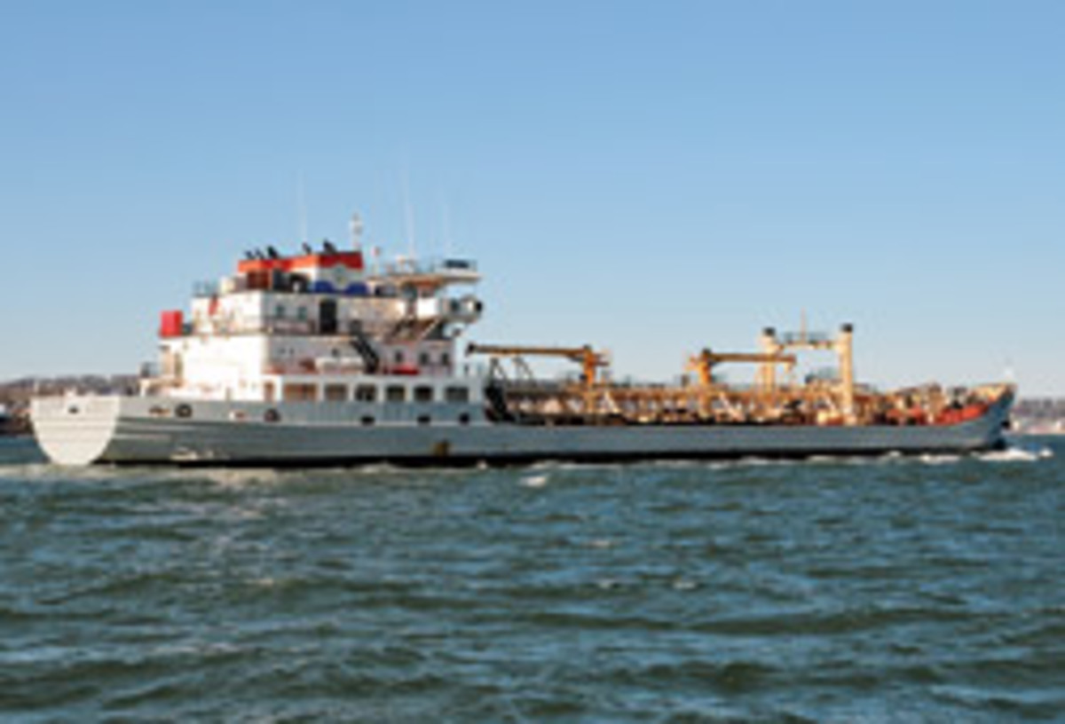 The Red Hook can hold up to 1.2 million tons of sludge.