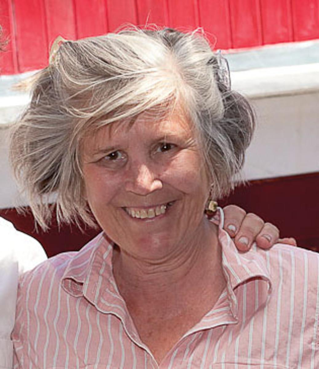 Capt. Pamela Hepburn