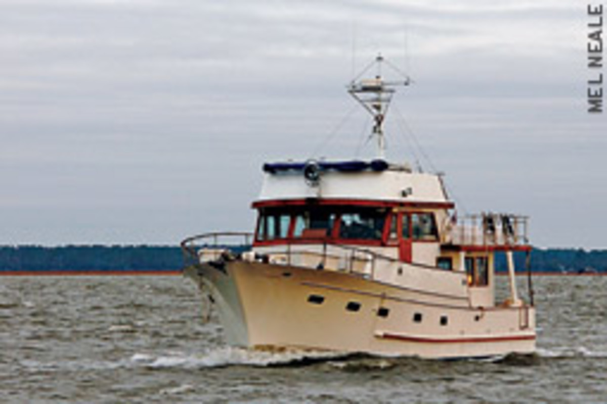 Many older boats make great cruisers, with advantages over some newer models.