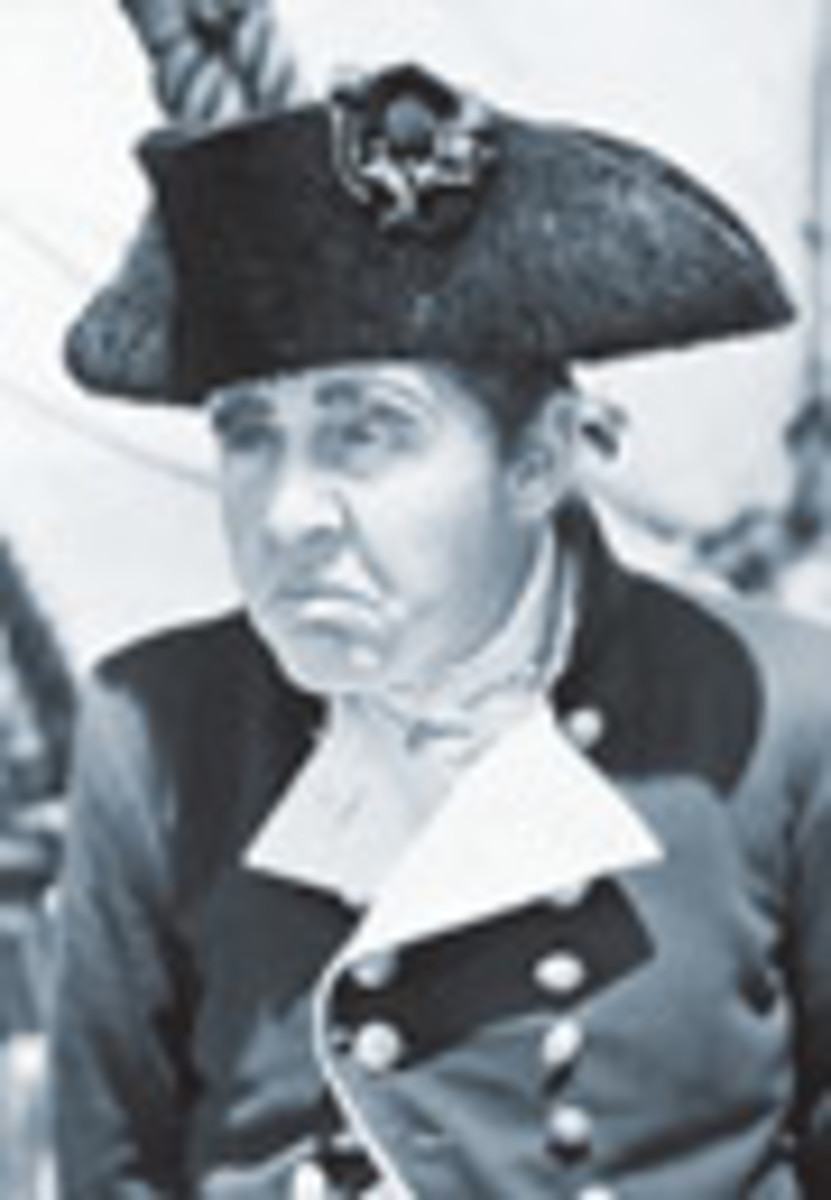 Charles Laughton as Bligh