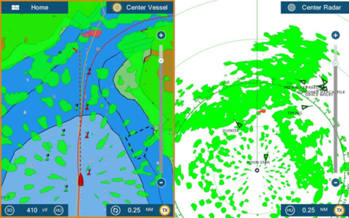 Senior Electronics Editor Ben Ellison gave the Furuno DRS4D-NXT radar a rave review in his Panbo blog.