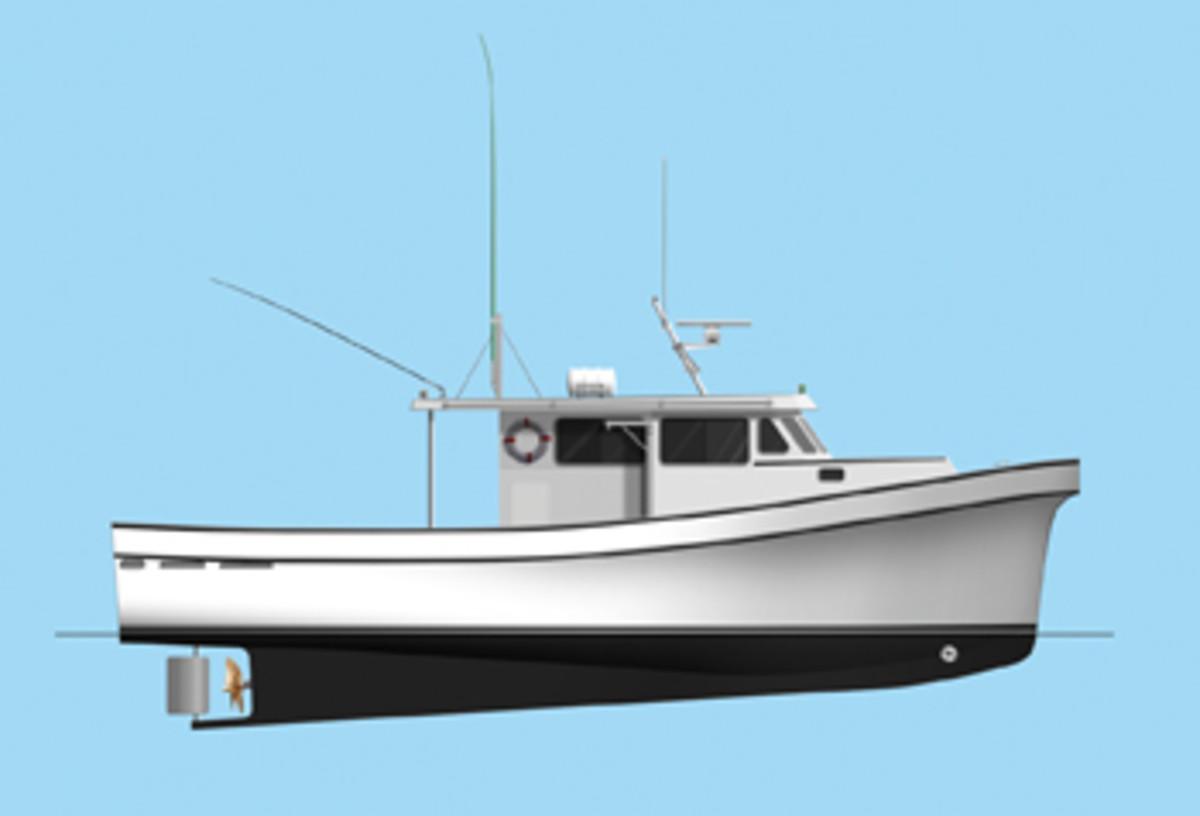 Millennium Marine 45
