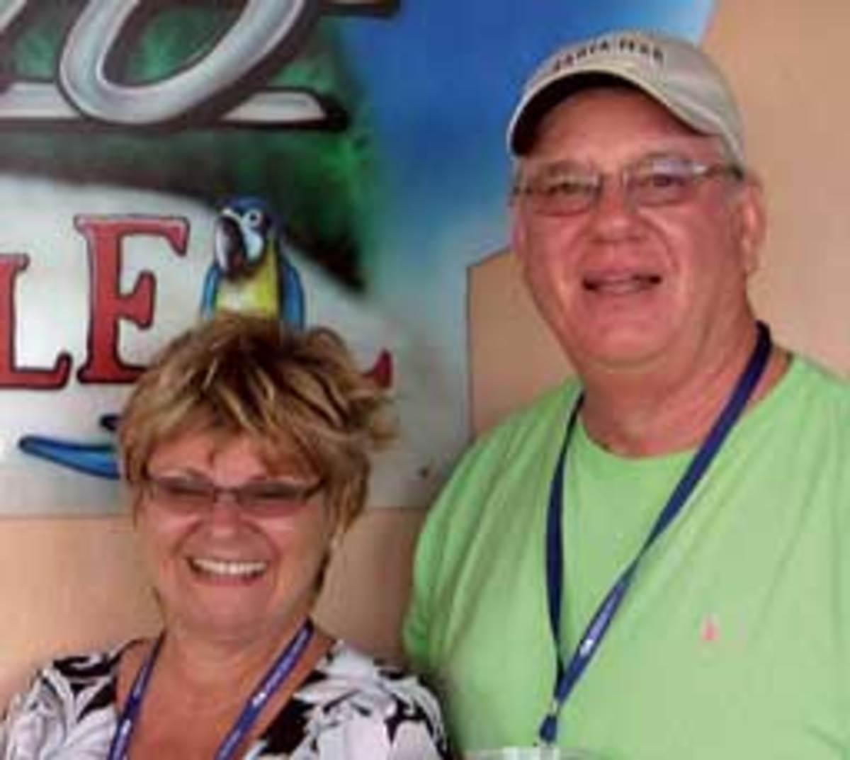 Fran and Sandy Fink