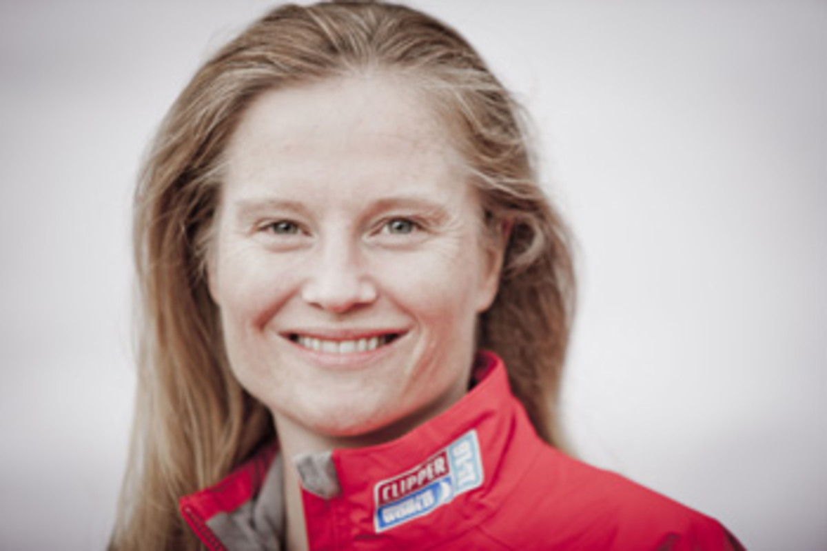 Sarah Young was swept overboard from IchorCoal on April 1. It is the second loss of life for this boat and this Clipper race.
