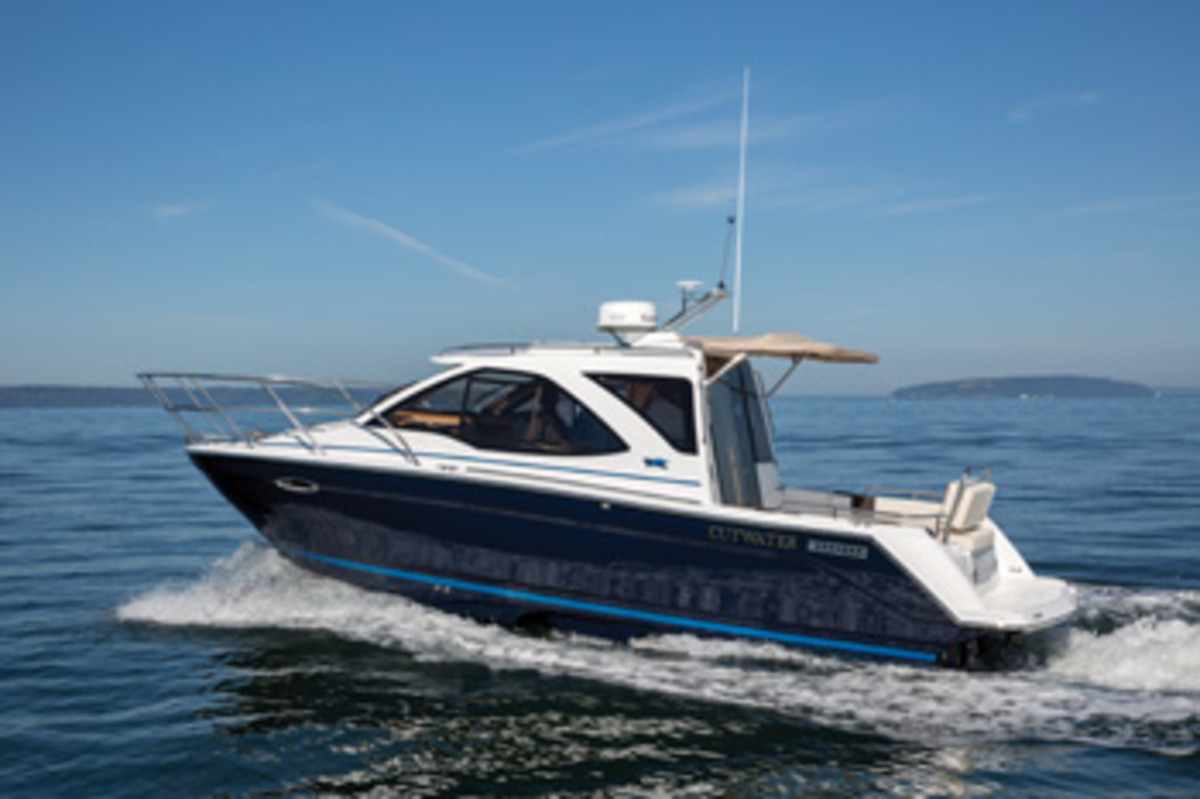 Small packages, good things: new pocket cruisers - Soundings Online