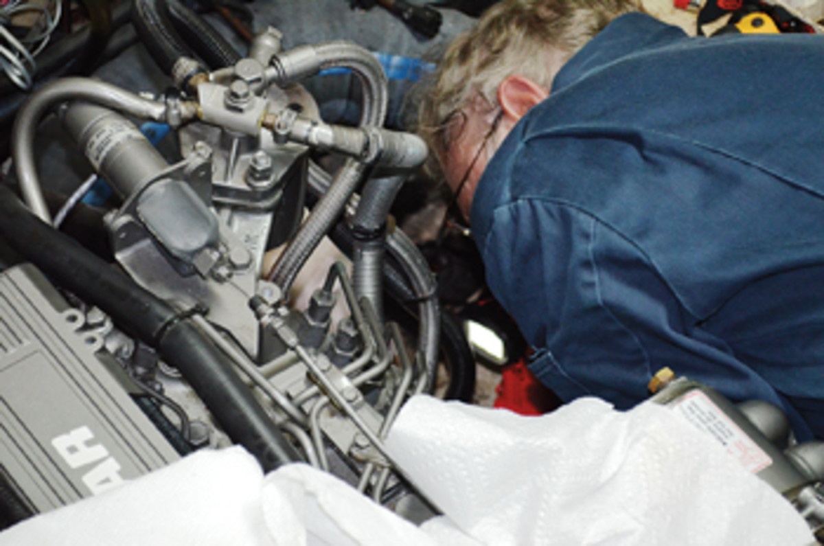 How not to do it with diesel engines - Soundings Online