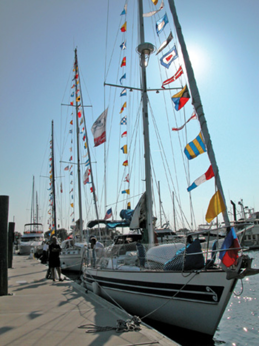 Sailing in a well-organized fleet can be a wonderful way to tackle long offshore passages, but it's not a substitute for seamanship skills.