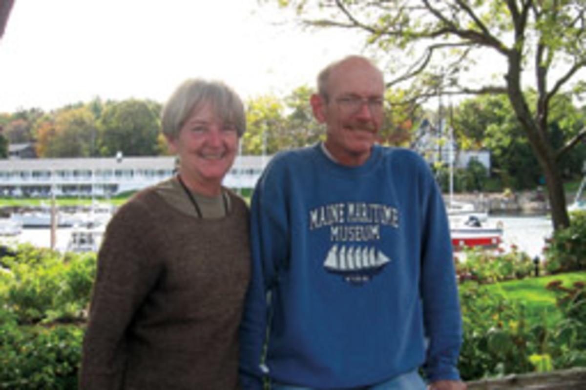 Betty and Bill Hezlep