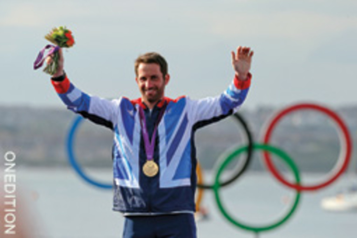 Ben Ainslie was a gold medalist in four consecutive Olympic Games.