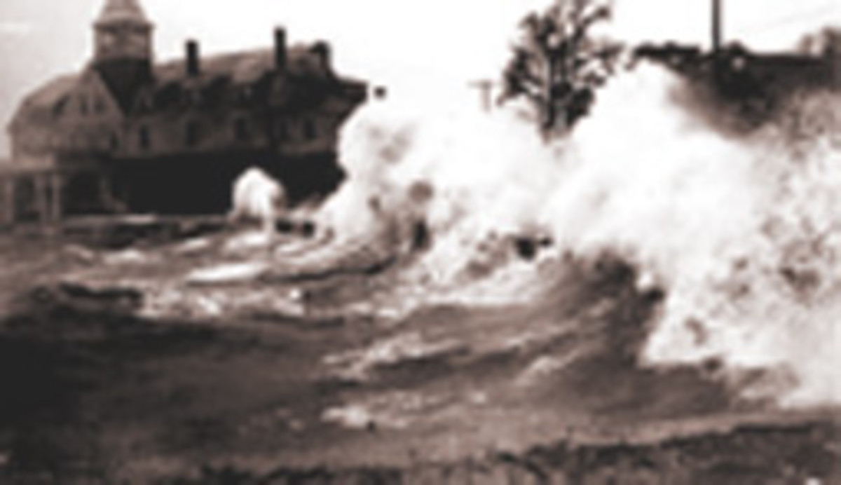 Hurricane of '38