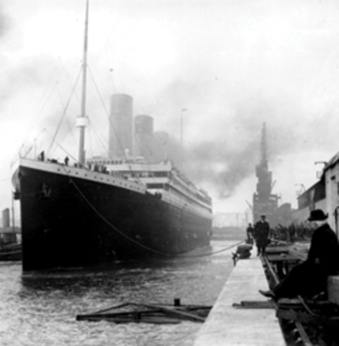 The Titanic exhibit offers new insight into the 1912 sinking.