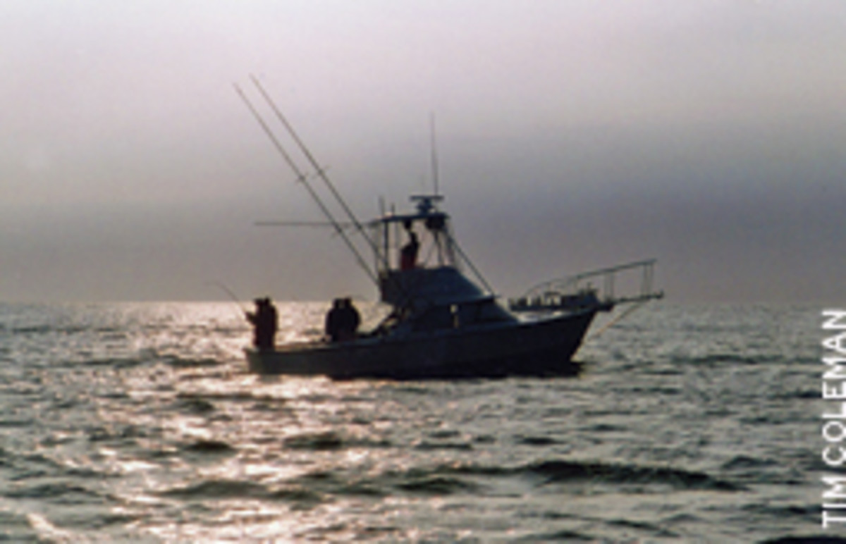 Early birds might enjoy good fishing and uncrowded conditions.