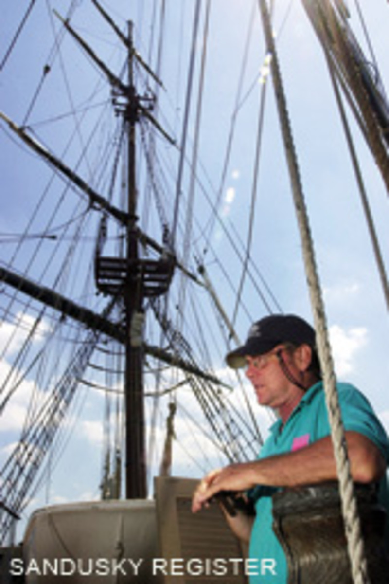 Capt. Robin Walbridge had been the master of the Bounty for 17 years.