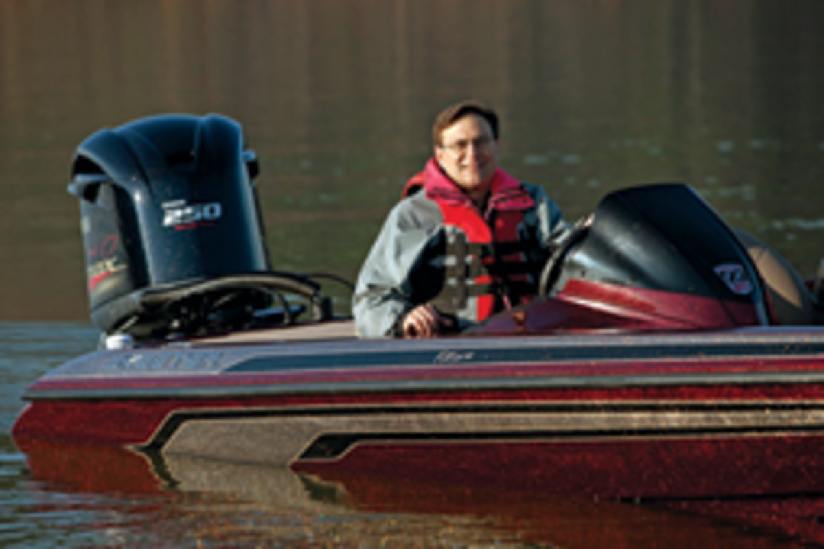 Speciale says improvement in outboard acceleration will continue.