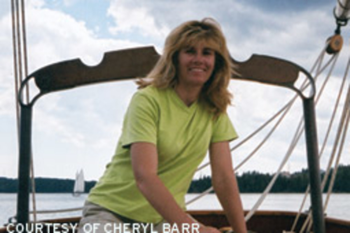 Barr wrote her guides to the Down East Circle Route and Canadian Maritimes from her own experiences.