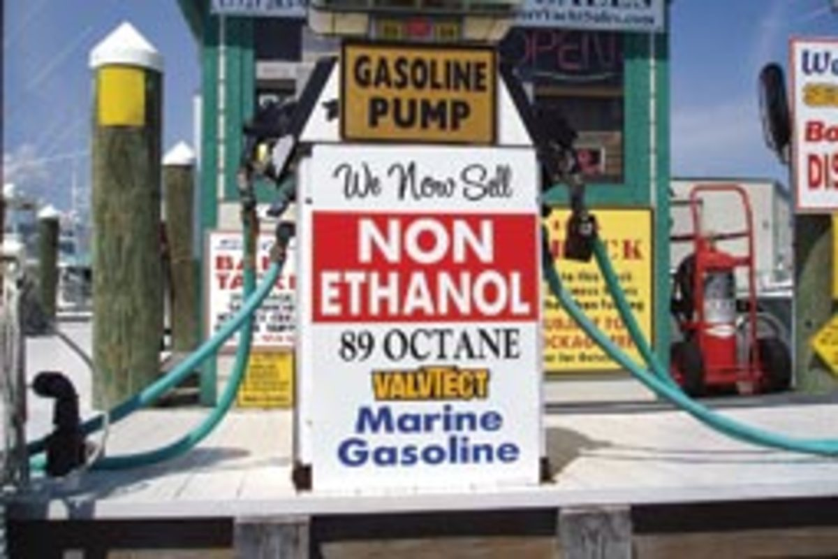 ValvTect says it won't sell E15 at any of the 600 marinas that carry its fuel, which is formulated to prevent ethanol problems.