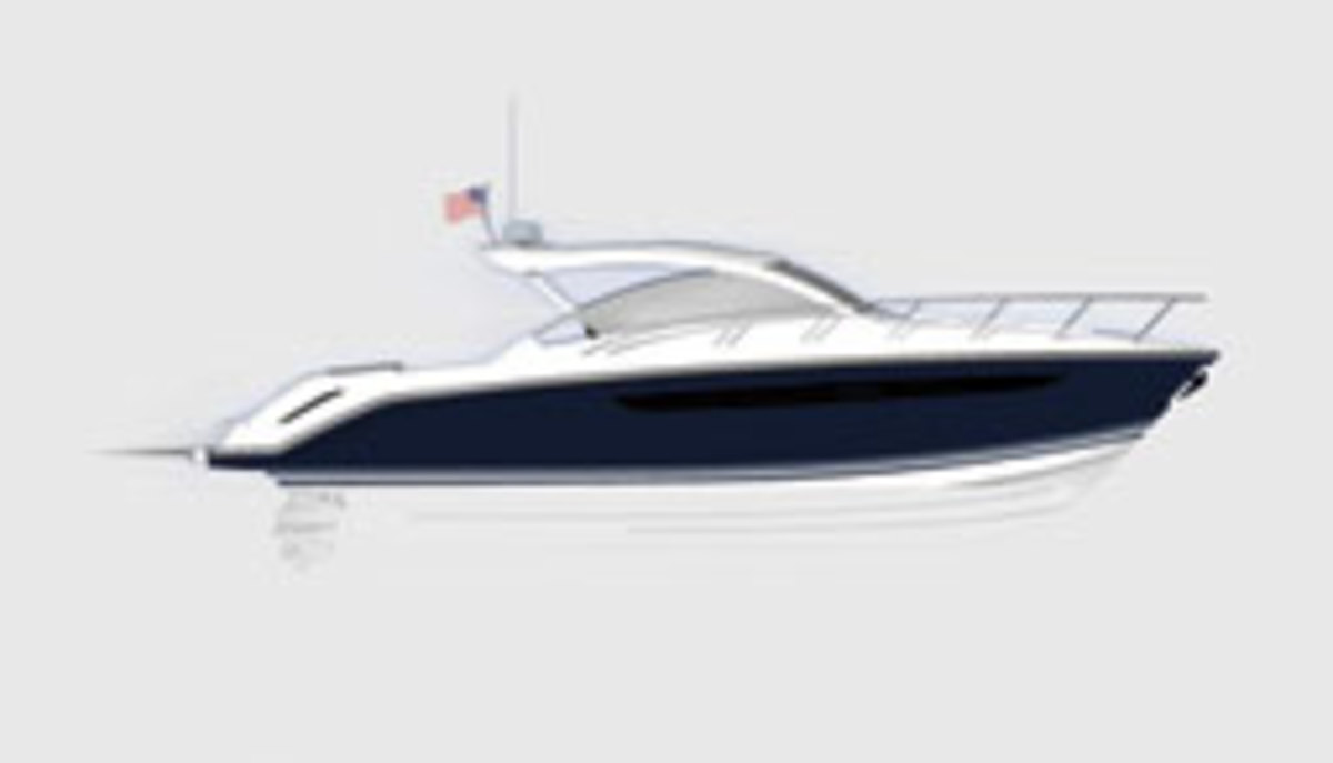 Pursuit 36 Sport Yacht