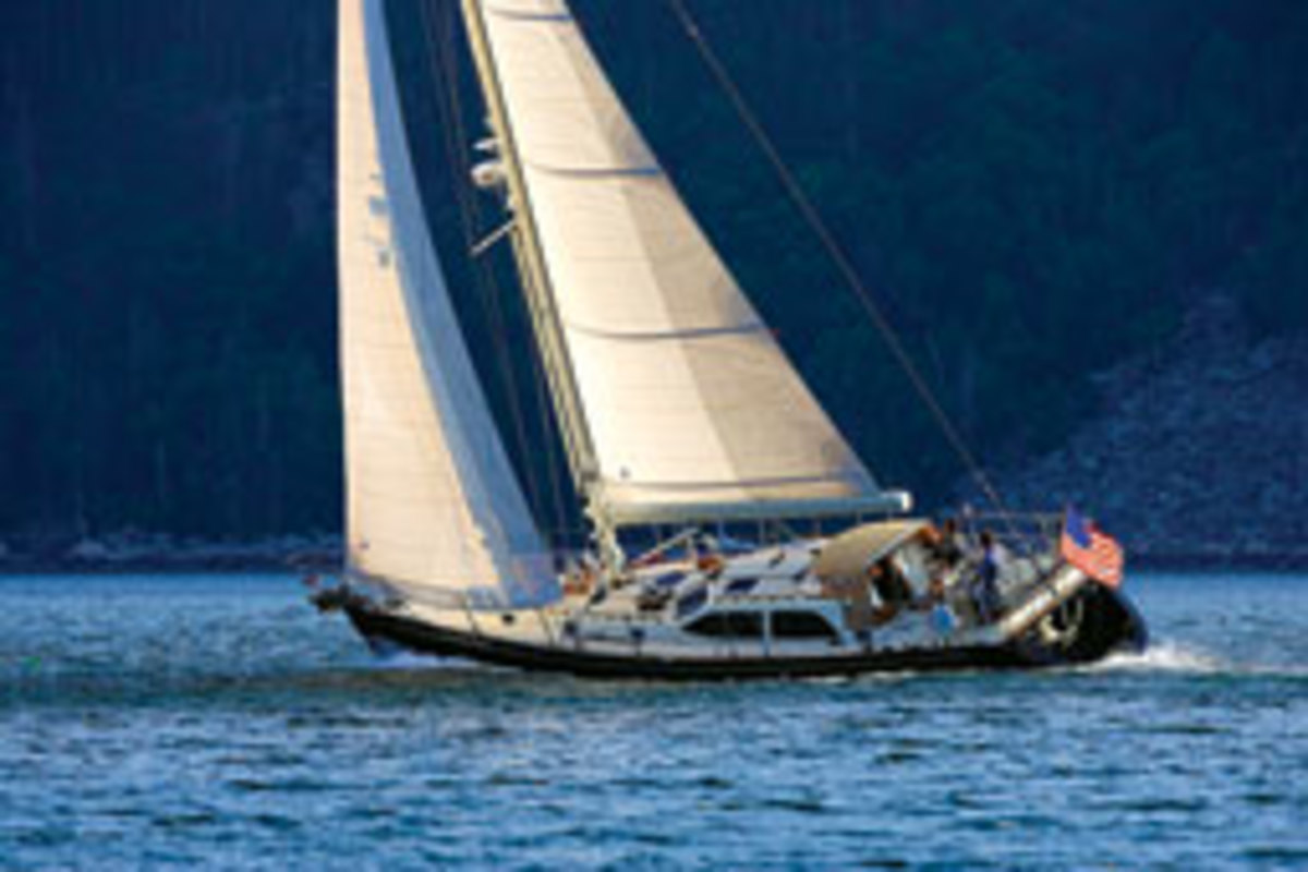 Morris Ocean 48 GT