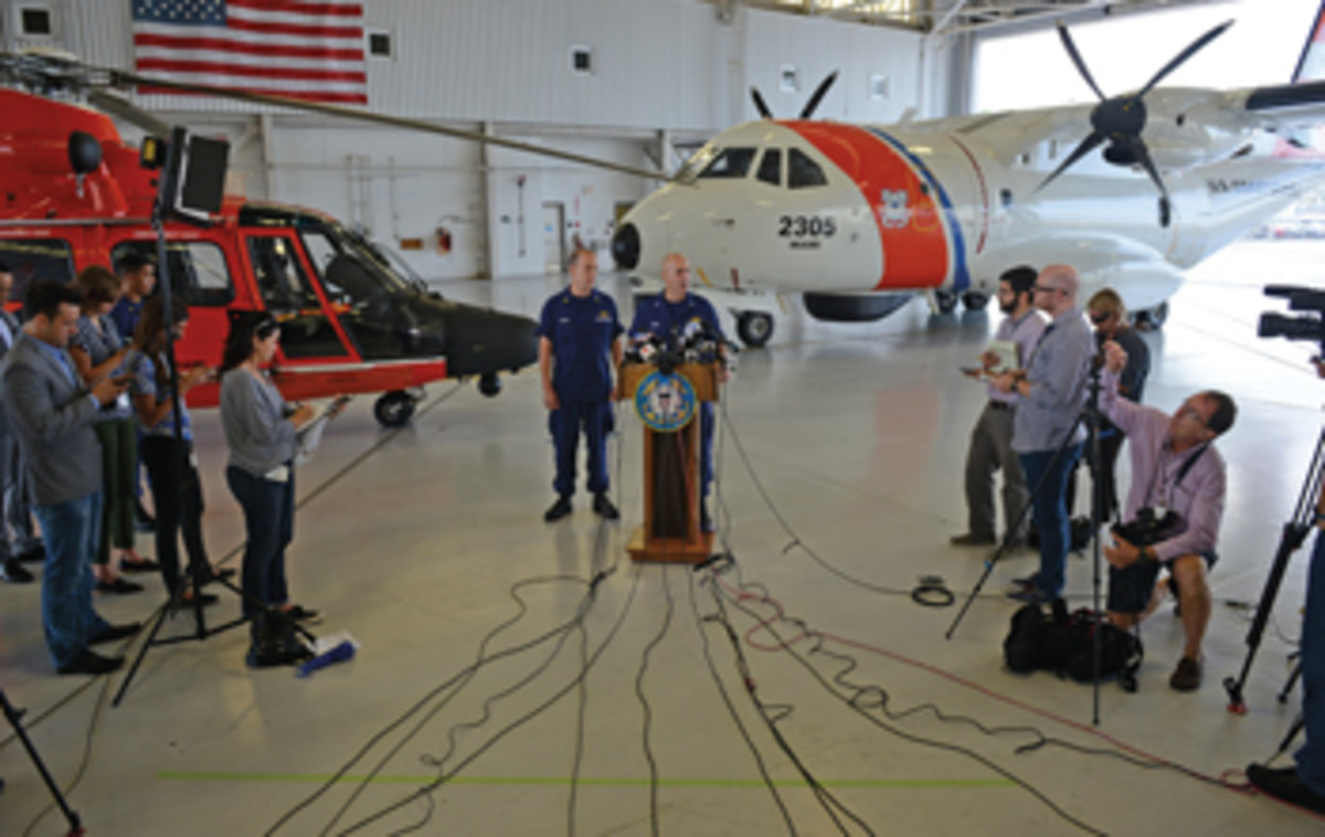 The Coast Guard searched for six days before calling off the operation. Thirty-three crewmembers were lost, and many questions about El Faro's last hours remain unanswered.