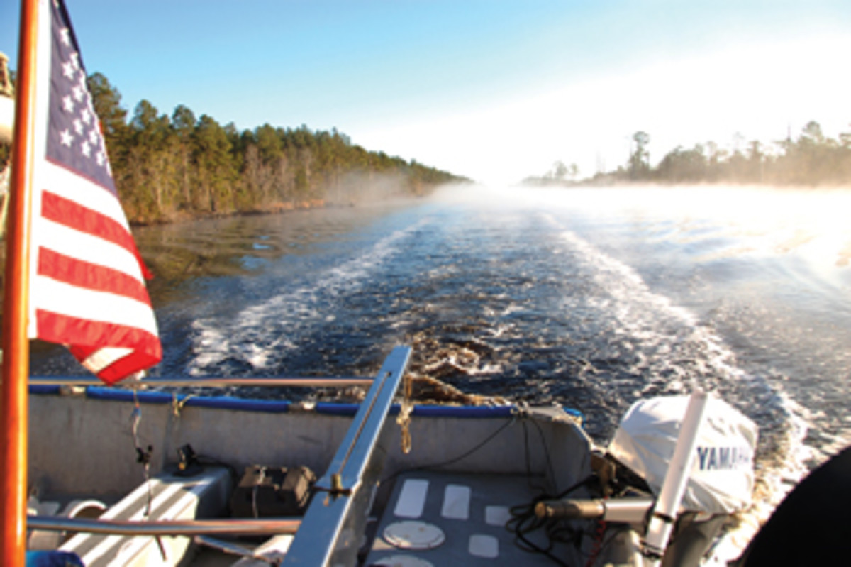 Put the cold weather astern if you and your boat are prepared for all that the trip entails.