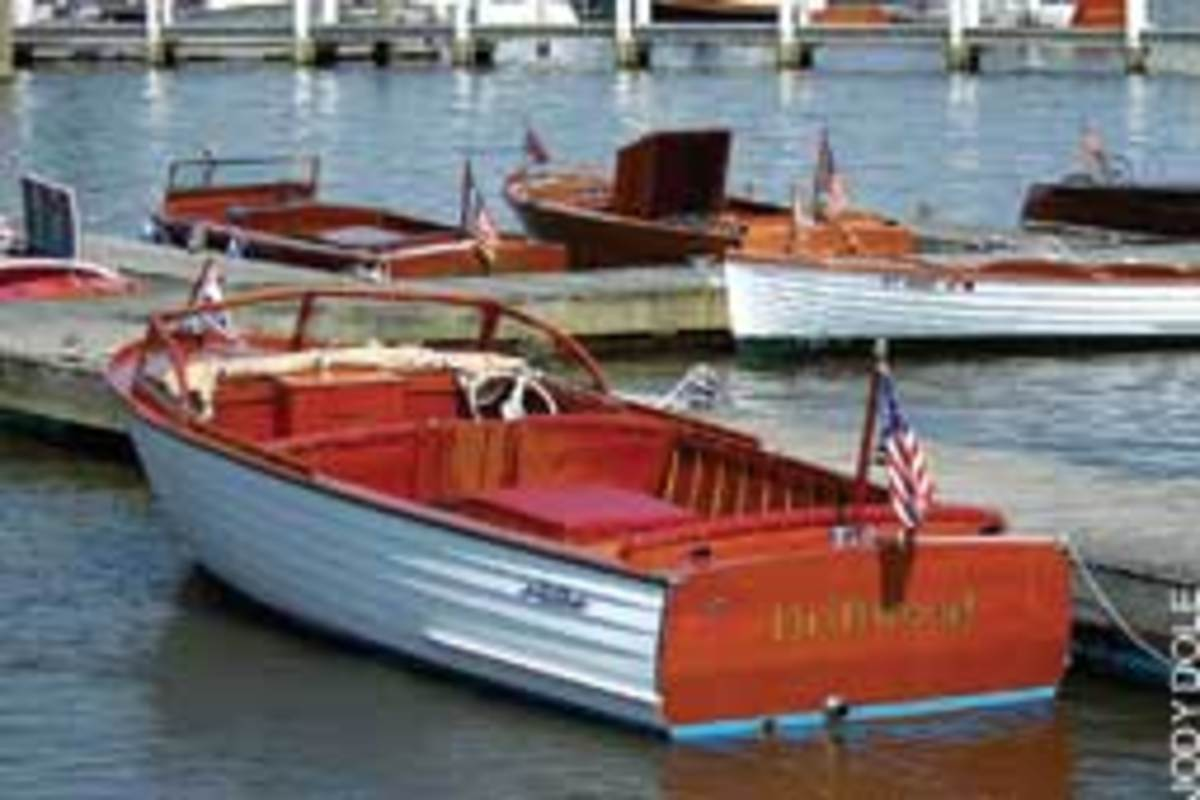 Antique and classic boat aficionados will converge in July on the lower Connecticut River.