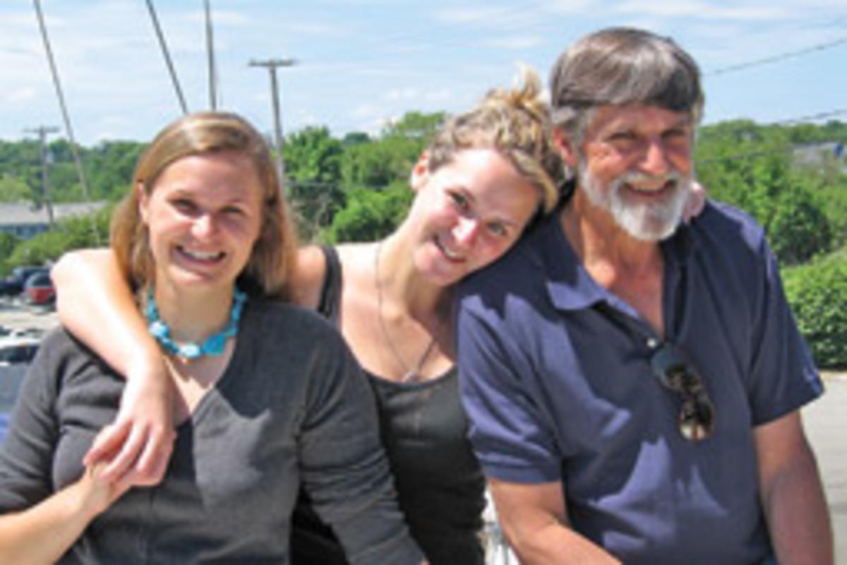 Bob Kingsland and family