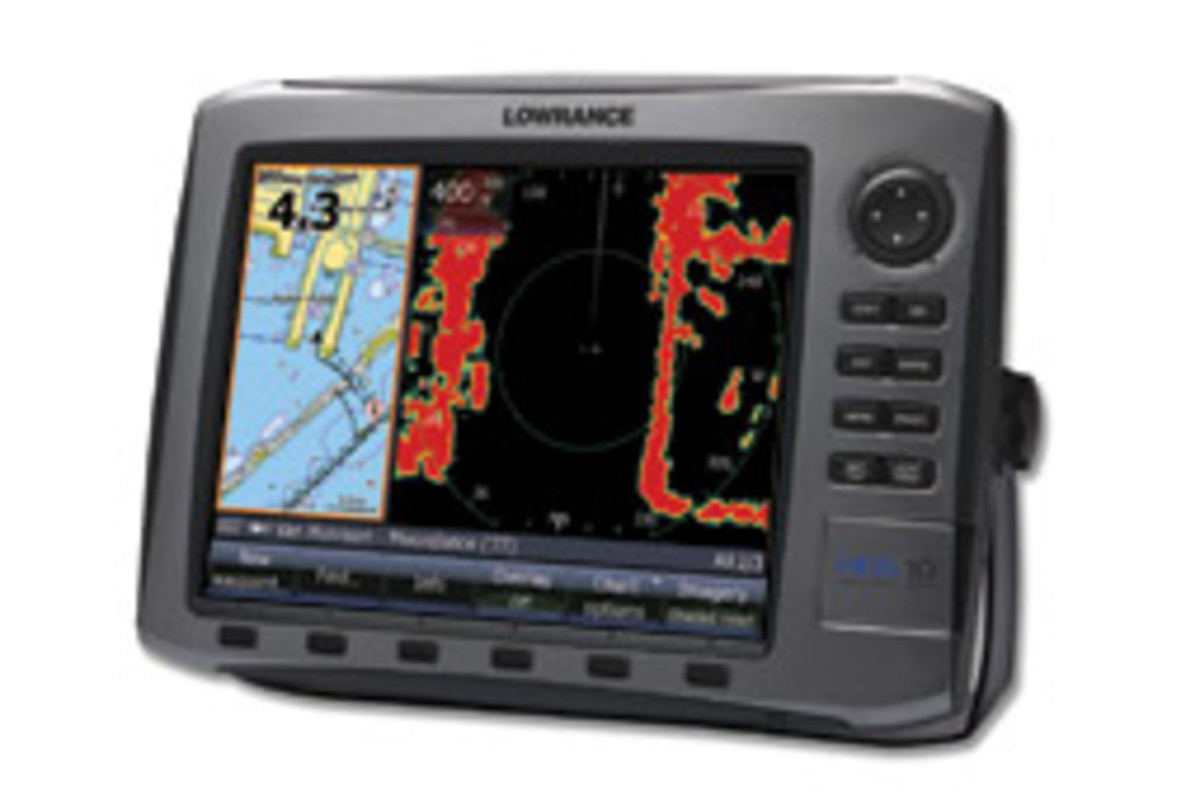 Broadband radar is sure to please the skipper on your gift list.